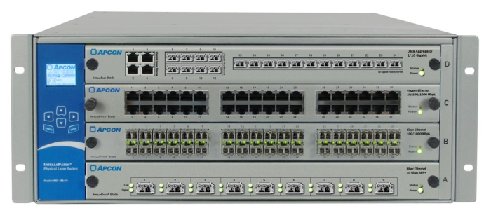 IntellaPatch Series 3000 144-Port Switch-Chassis